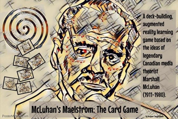 McLuhans Maelstrom Card Game (3)