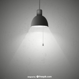 lamp-with-grunge-texture_23-2147499247