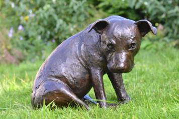 'Please take me home' - Tanya Russell Sculpture