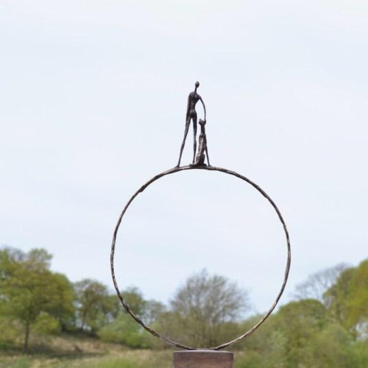Stargazers 1 - Tanya Russell Sculpture