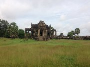 Angkor Temple Field