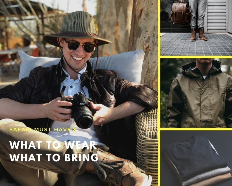 What to wear on Tanzania Safari
