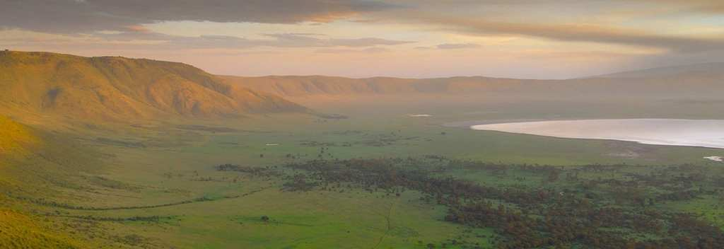 Africa Signature Tanzania Ngorongoro Crater