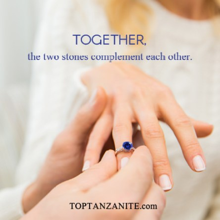 tanzanite-wedding-rings