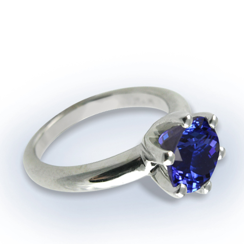 tanzanite rings for sale