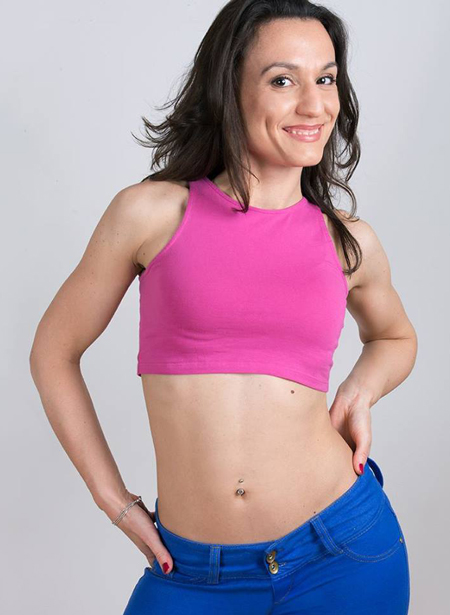 Tanzlehrerin Bremen -Claudia