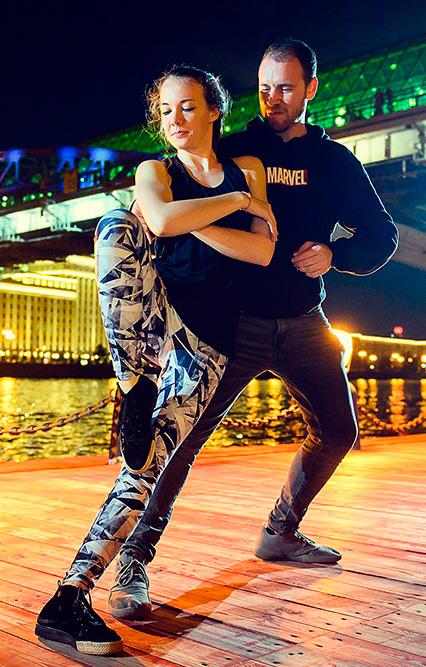 Olga Tanzlehrerin in Bremen für Zouk
