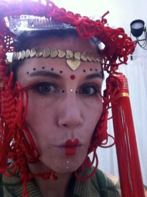 Walk Act Kostüm ASIAN DUB