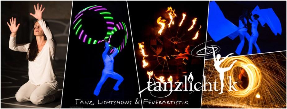 Tanzlicht K - Tanz, Lichtshows und Feuershows, Frankfurt am Main