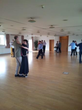 Tanzen mit Frank Dempewolf und Daniela Dempewolf