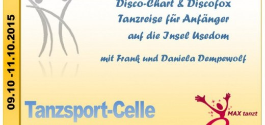 Discochart & Discofox auf Usedom