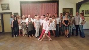 Disco Chart Workshop Wienhausen