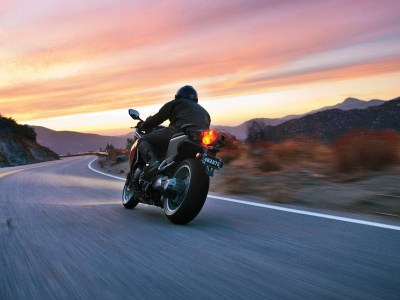 The Motorcycle Road Trip