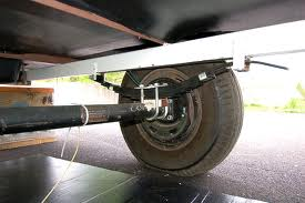 leaf springs of a large truck. It hurts when I run