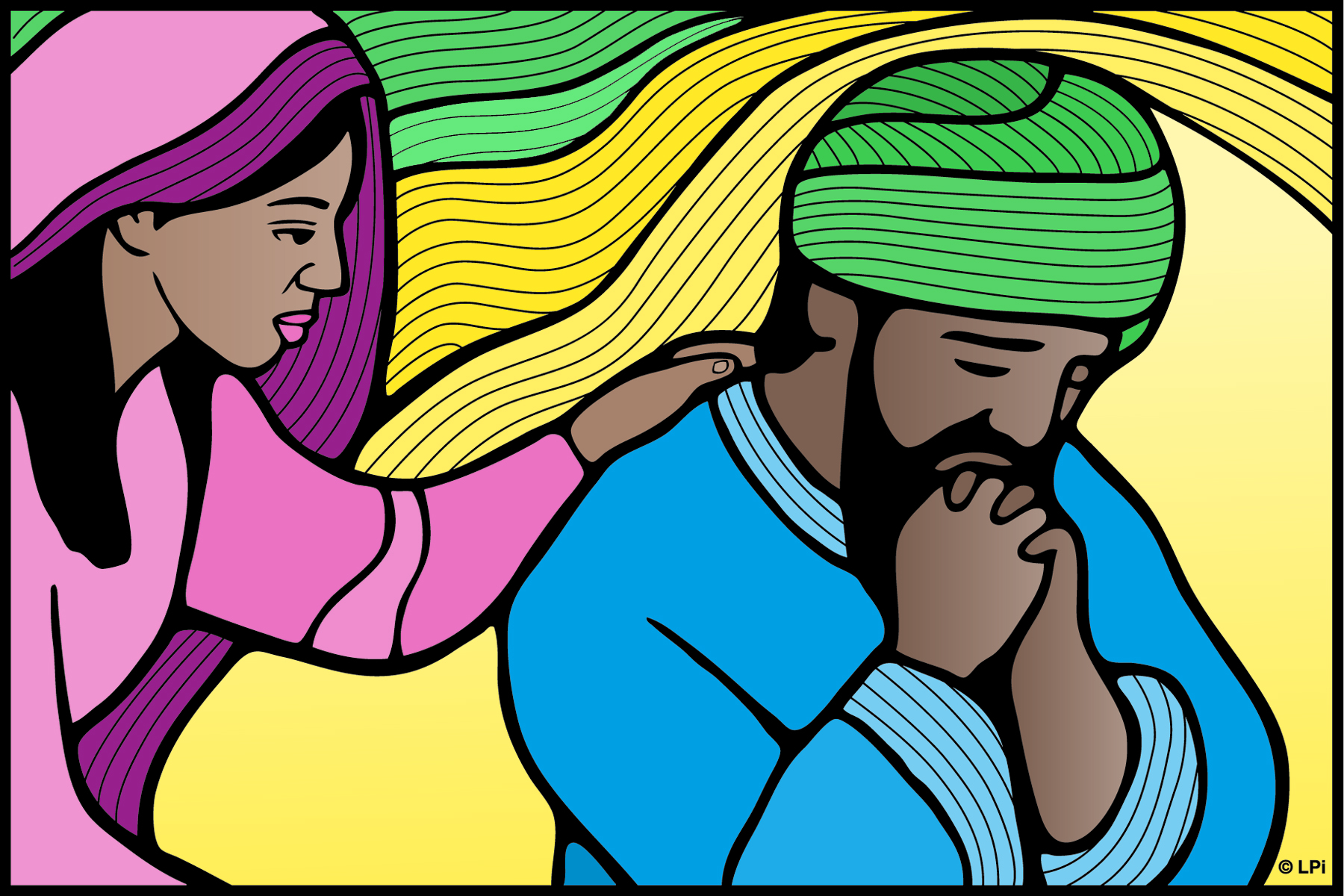 Lisa Together As One Catholic