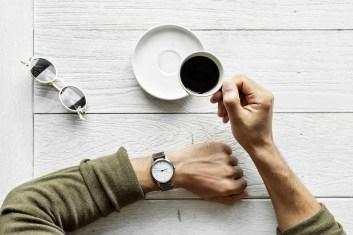 Le rythme de mes repas dépend de moi, pas de ma montre