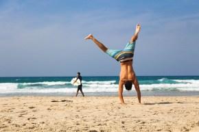 Sport en été = soleil + plage... seulement ?