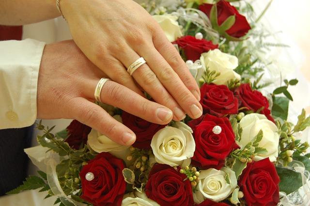 Heiraten Sie nie, wenn Sie verliebt sind!