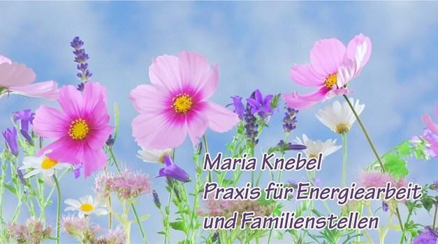 Maria Knebel – Praxis für Energiearbeit und Familienstellen