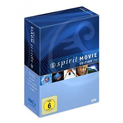 Spirit Movie DVD Box – 5 Filme, die den Horizont erweitern