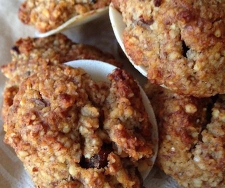 Elisenlebkuchen  – vegan – gesund & lecker