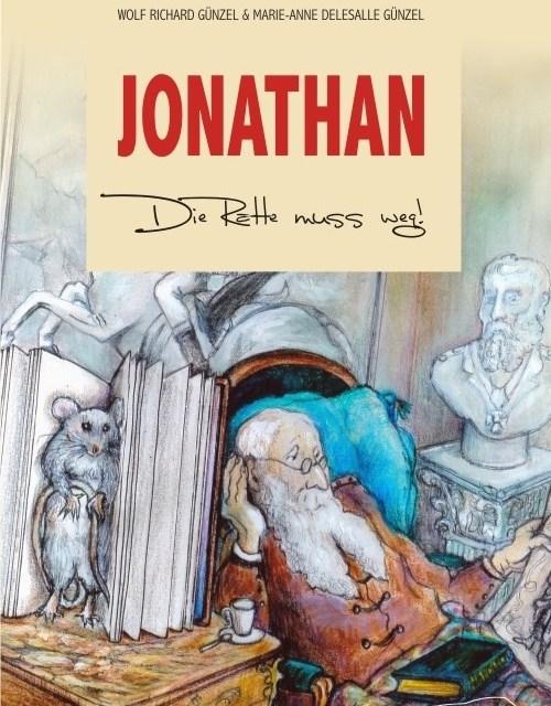 Jonathan – Die Ratte muss weg!