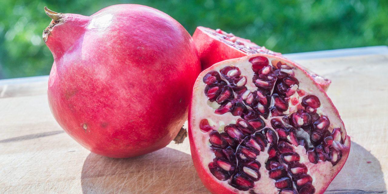 Der Granatapfel (Punika granatum) – Frucht der Göttin