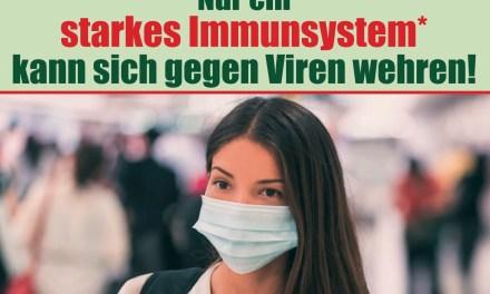 Hilfe Viren! Corona, Ebola, HIV, Hepatitis B/C … Was tun?
