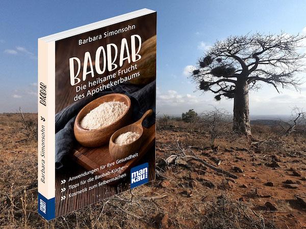 Baobab – Die heilsame Frucht des Apothekerbaums.