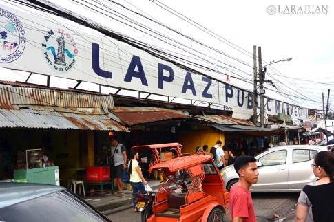 La Paz Public Market