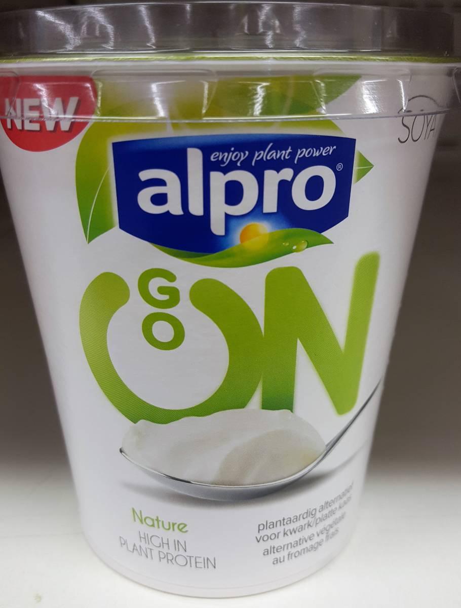 alpro go on kalorier