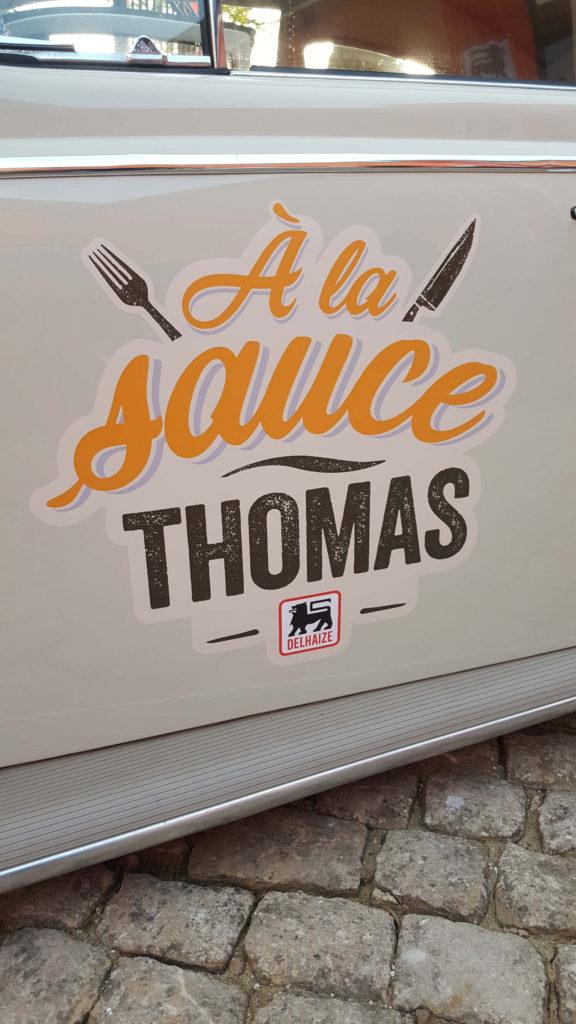 A La Sauce Thomas