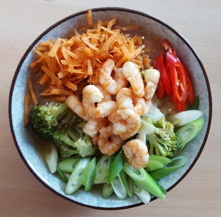 Shrimp Konjac Ramen