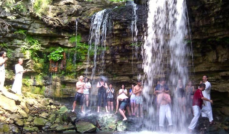Waterfall Chanting