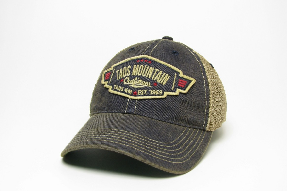 Blue Wings Trucker
