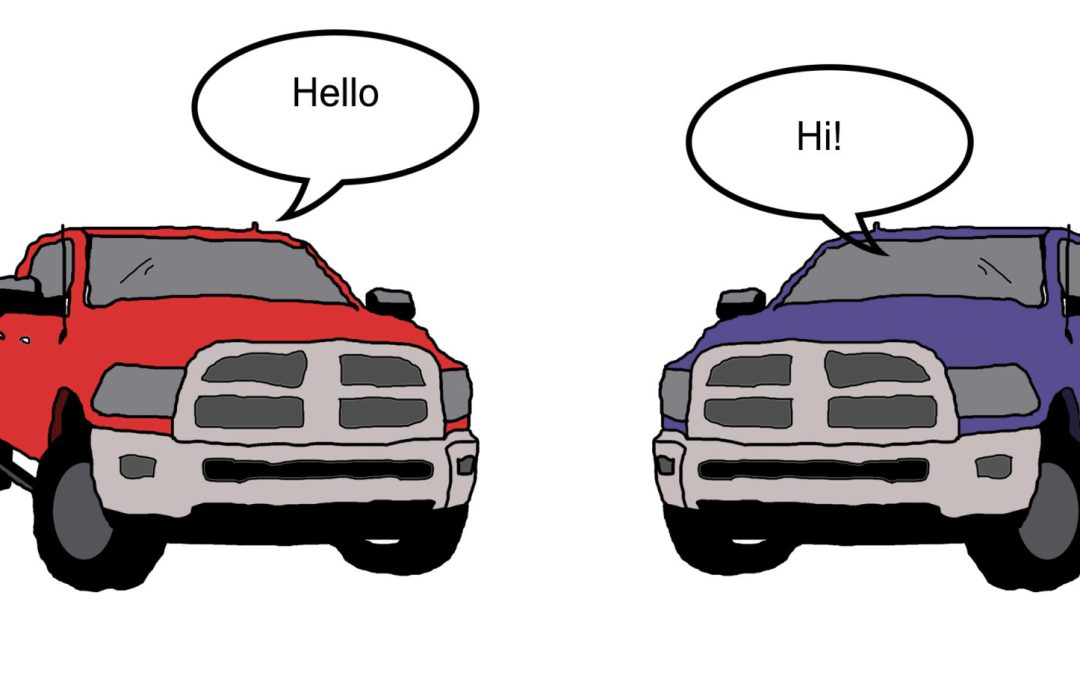 Talking Cars