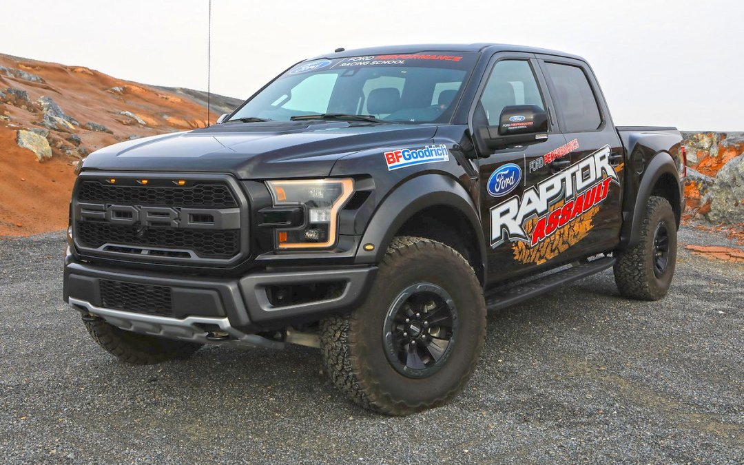 Ford Raptor Assault For Owners