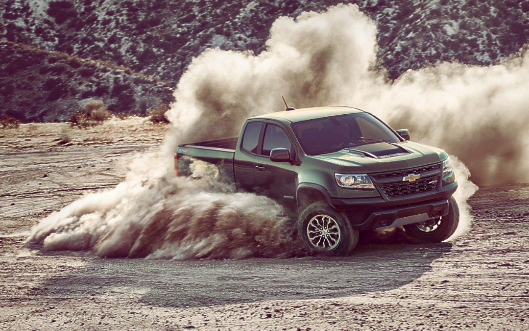 Chevrolet Colorado ZR2, The Little Truck With Big Off-Road Capabilites