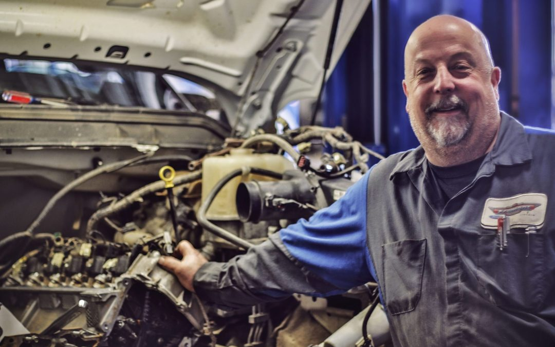 Staff Spotlight: Dave Stricker, Fremont Ford, Sheridan