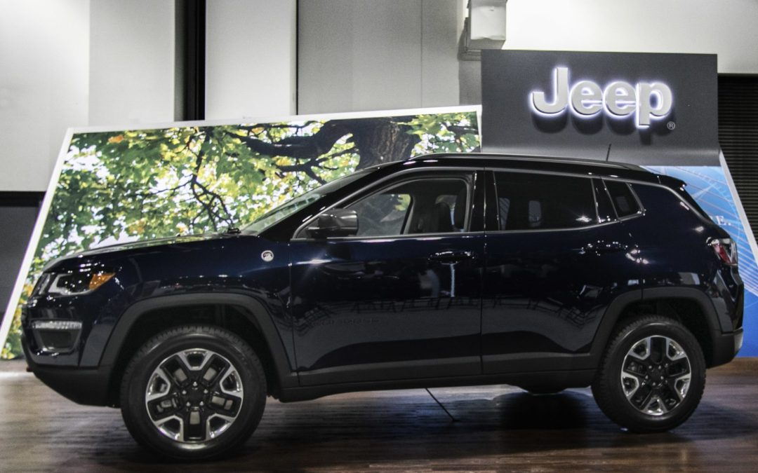 Denver Auto Show: Press Release On All New Jeep Compass