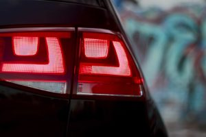 2016 VW Golf Tail lights