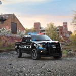 Ford F150 Police Truck