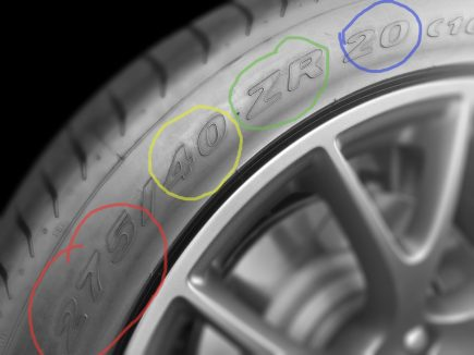 What Do The Numbers On A Tire Mean >> What Do The Numbers On Tires Mean Trusted Auto Professionals