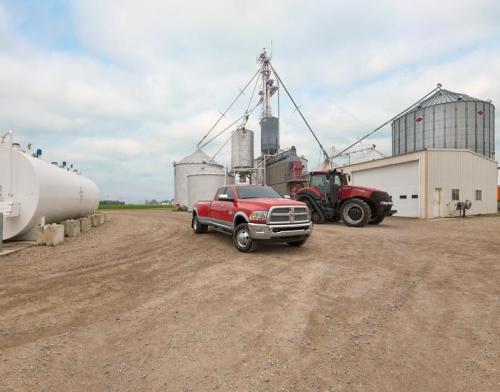 Farming Truck RAM