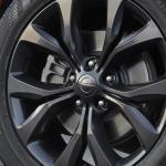 black wheel minivan chrysler