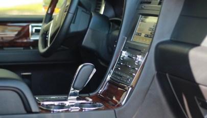 front seats navigator