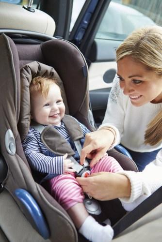 car seat safety ease