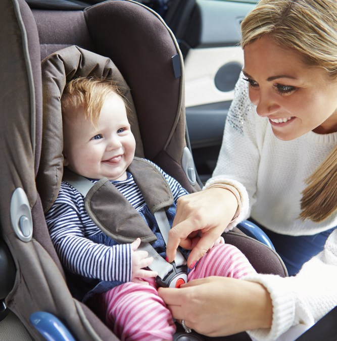 Which Child Safety Seats Are Easiest To Use?