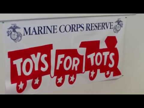 Toyota Tundra & Toys for Tots Sheridan, WY [Video]