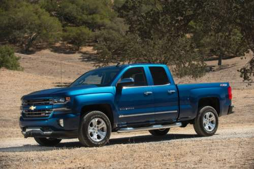 Fuel Efficient 4WD Pickup Trucks